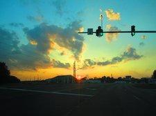 BLOG-SUNSET WHEN GOING HOME-06072013 [02]