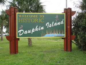 """Historic Dauphin Island, Alabama"""