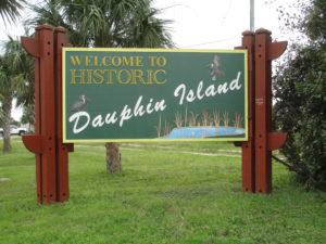 """Historic Dauphin Island, Alabama"""